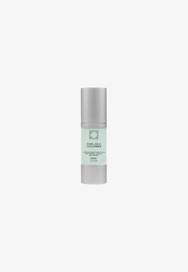 FACE PRIMER - Baza - cool as cucumber