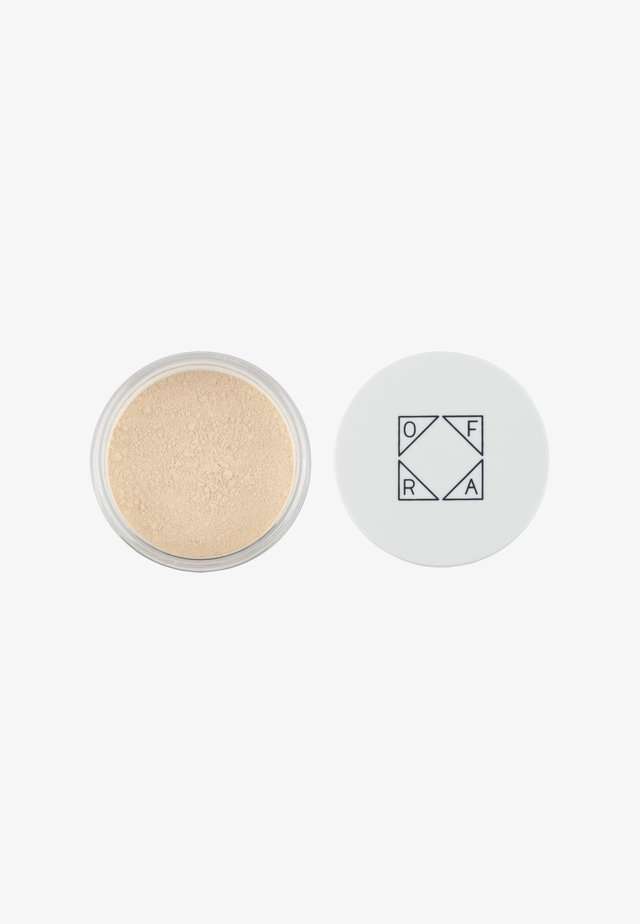 TRANSLUCENT POWDER - Puder - light