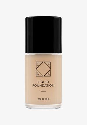 LIQUID FOUNDATION - Fond de teint - lite beige
