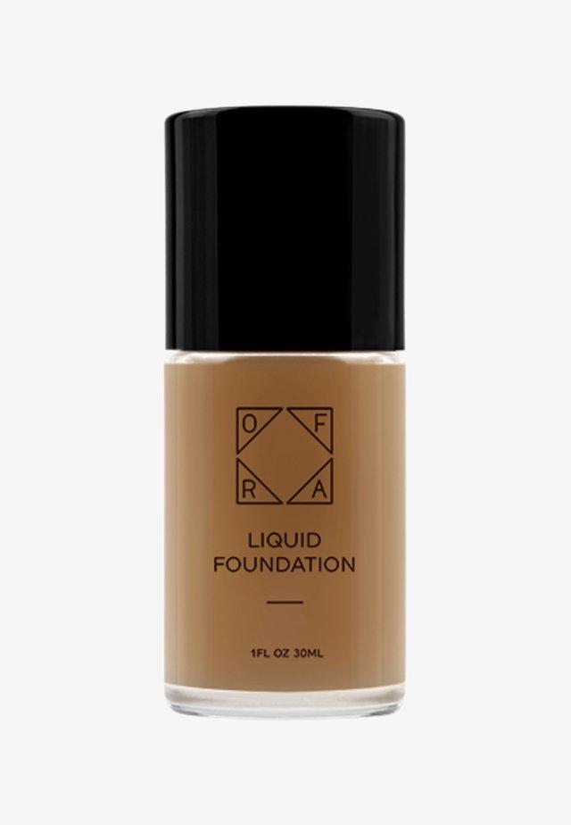 LIQUID FOUNDATION - Foundation - ebony