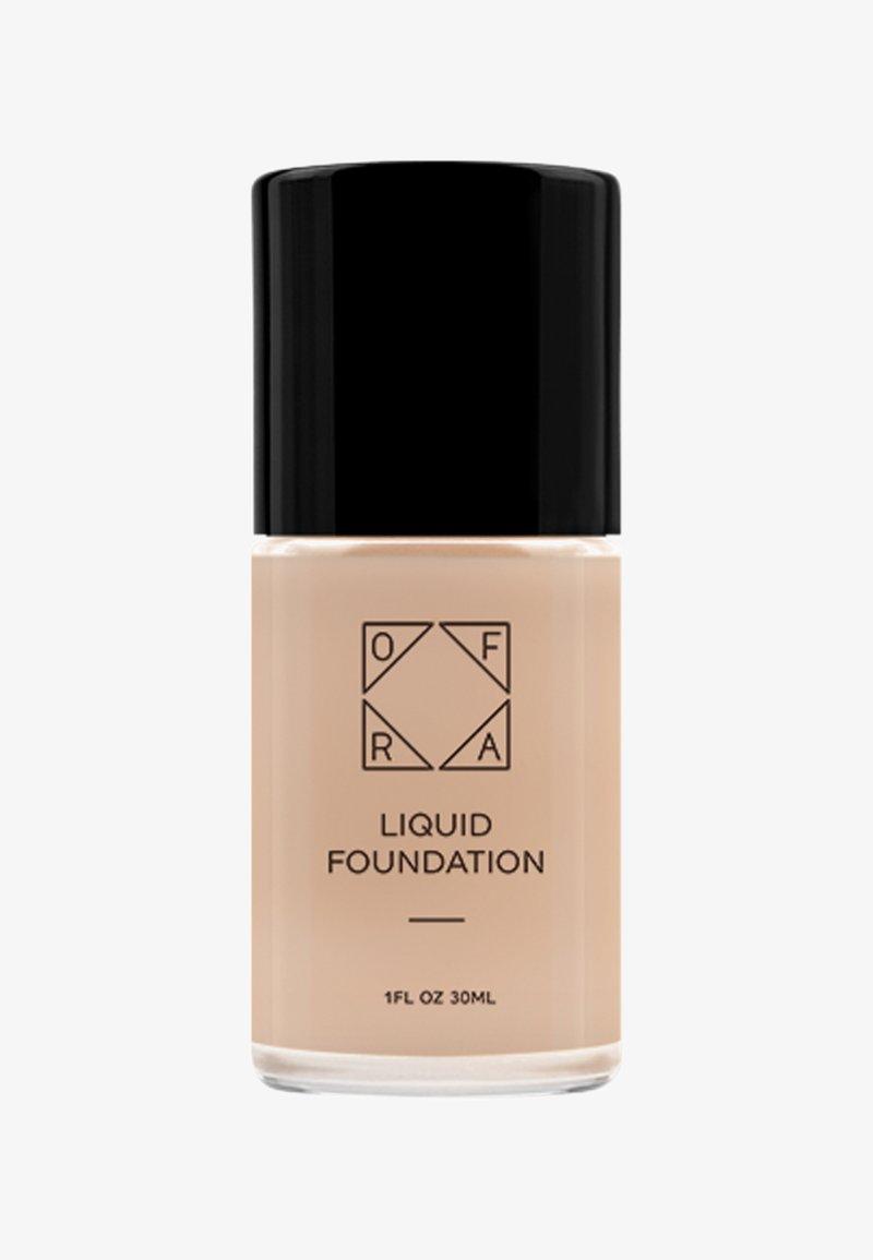 OFRA - LIQUID FOUNDATION - Fond de teint - cream beige