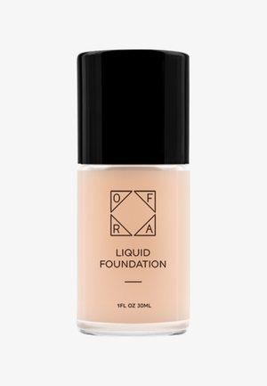 LIQUID FOUNDATION - Fond de teint - nude