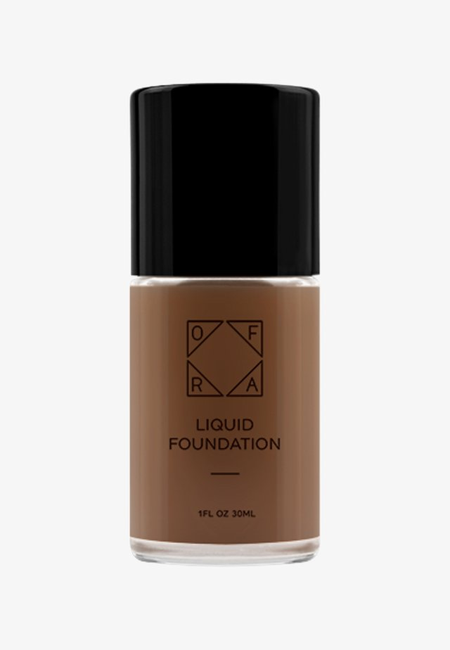 LIQUID FOUNDATION - Foundation - toffee