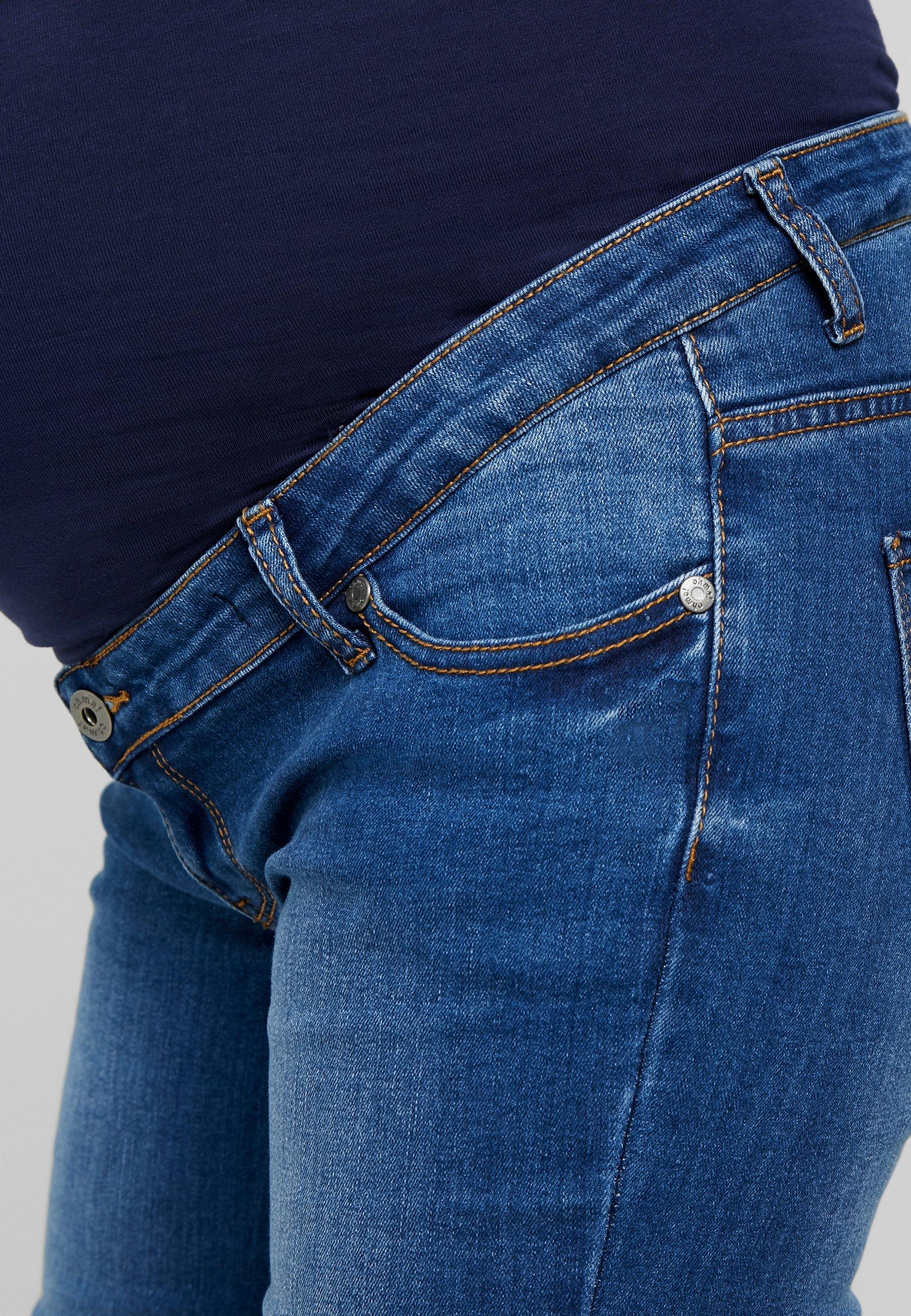 A BellyJeans OhmaHigh Light Sigaretta Indigo Y6fI7ybgv