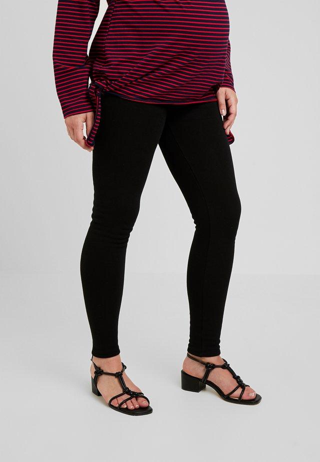 HAIRY  - Leggings - Trousers - black