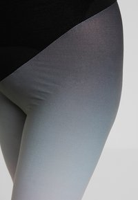 ohma! - SPORT WITH DEGRADE PRINT - Legging - black - 4