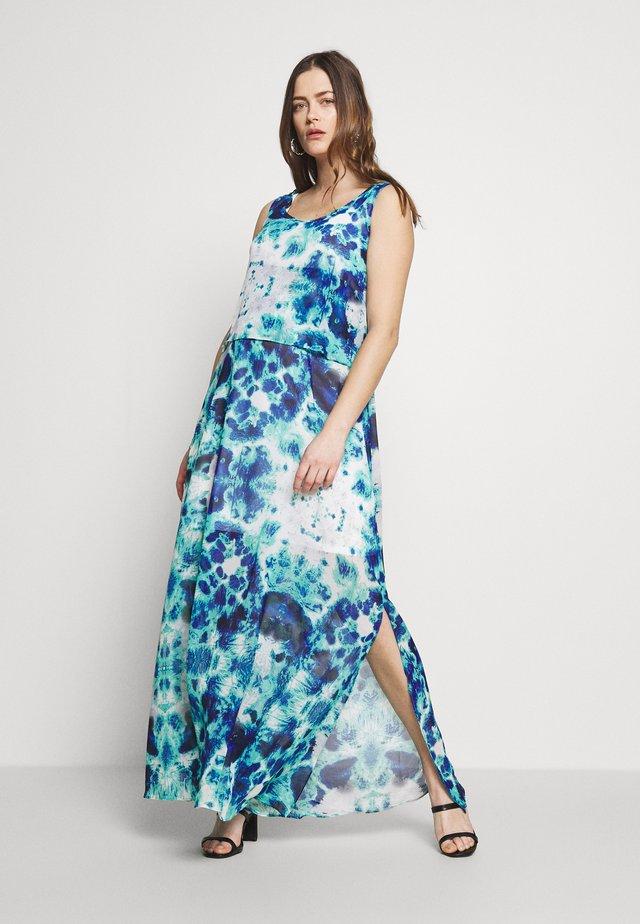 NURSING  - Vestito lungo - turquoise