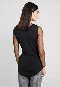 ohma! - NURSING - Long sleeved top - black - 2