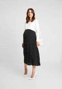 ohma! - BLOUSEE EMBROIDERY - Blouse - ecru - 1
