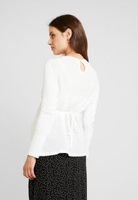 ohma! - BLOUSEE EMBROIDERY - Blouse - ecru - 2