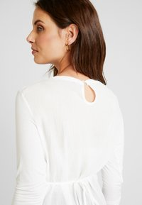 ohma! - BLOUSEE EMBROIDERY - Blouse - ecru - 5