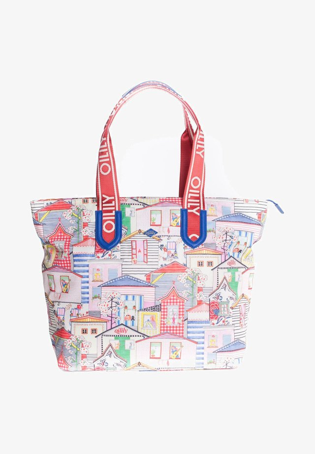 TOWN  - Tote bag - morning glory
