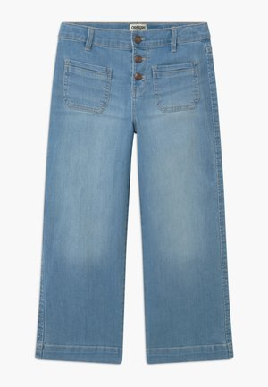 BOTTOMS - Jeans straight leg -  denim