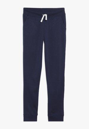 KIDS LOGO PANT - Pantaloni sportivi - dark blue