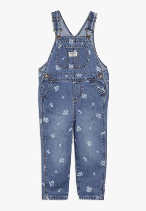 TODDLER OVERALL - Lacláče - blue denim