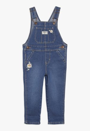 TODDLER OVERALL - Hängselbyxor - denim