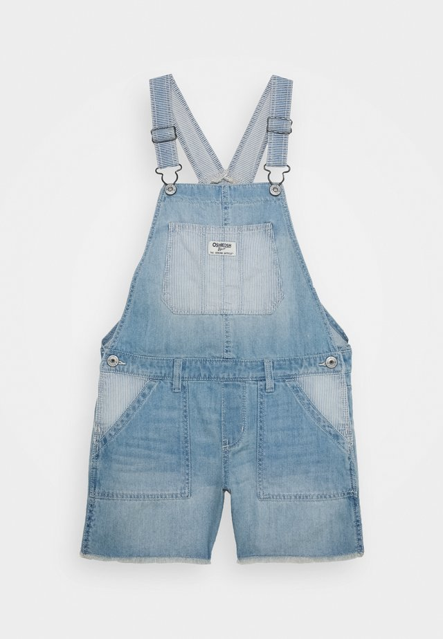 DUNGAREE TEENS - Dungarees - denim