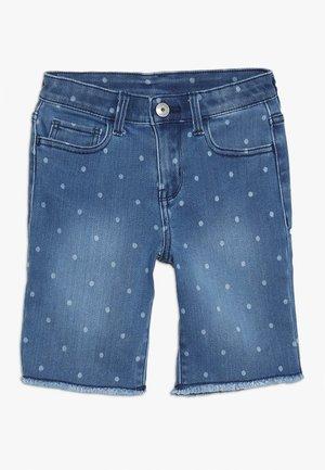 SKIMMER - Shorts vaqueros - blue denim