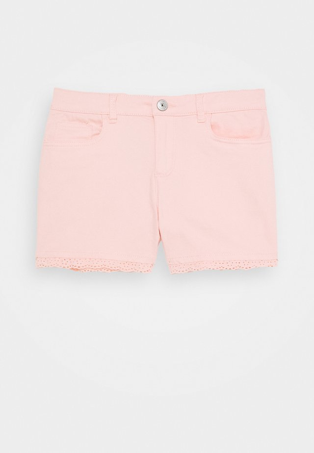 GIRLS TEENS - Denim shorts - rose