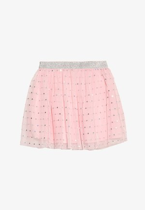 GIRLS HOLLOGRAM SKIRT - Minifalda - pink