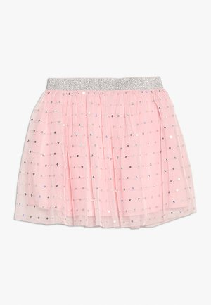GIRLS HOLLOGRAM SKIRT - Minirok - pink
