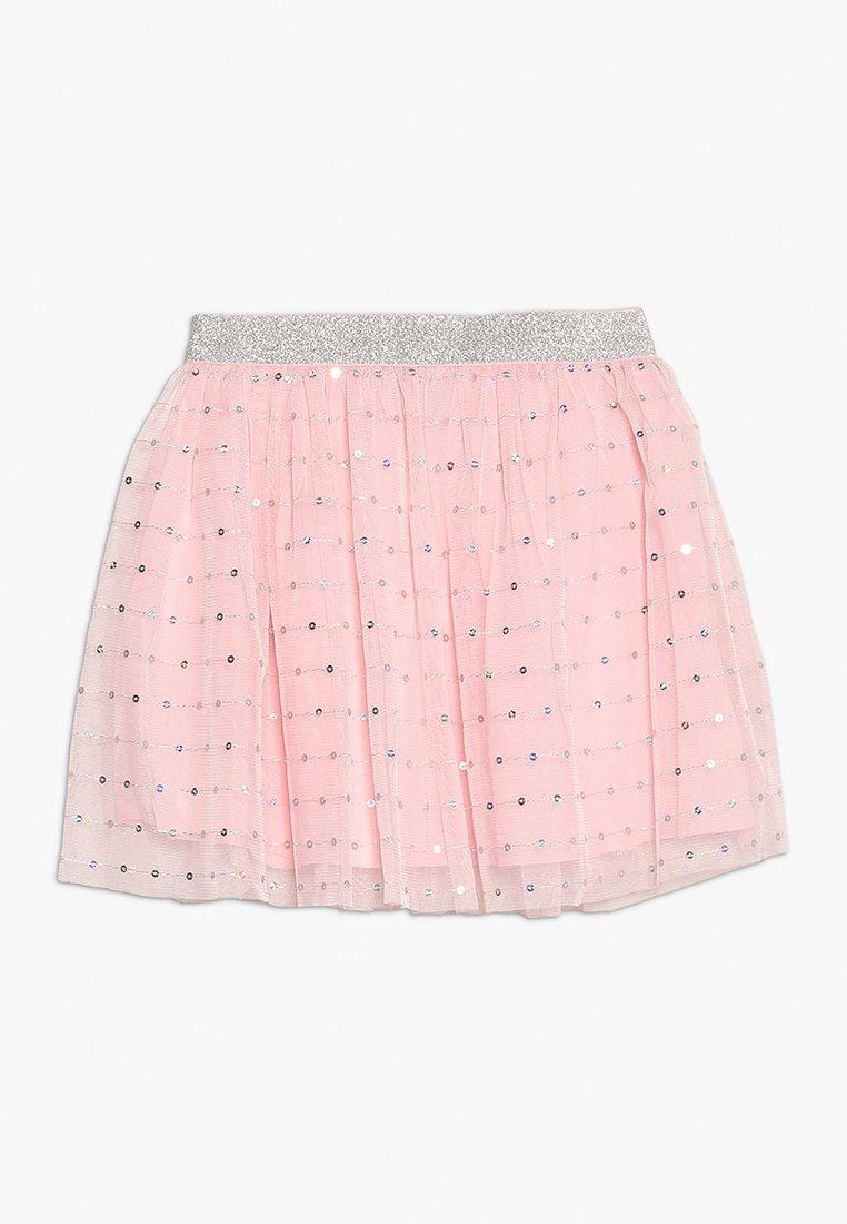 OshKosh - GIRLS HOLLOGRAM SKIRT - Minifalda - pink