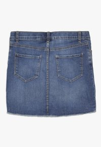 OshKosh - KIDS CLASSIC SKIRT - Denimová sukně - denim - 1