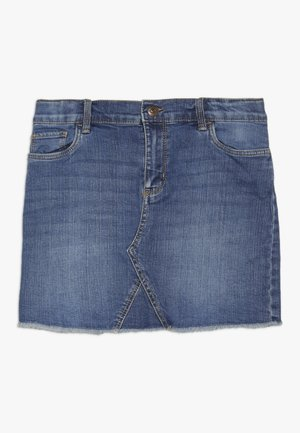 KIDS CLASSIC SKIRT - Denimová sukně - denim