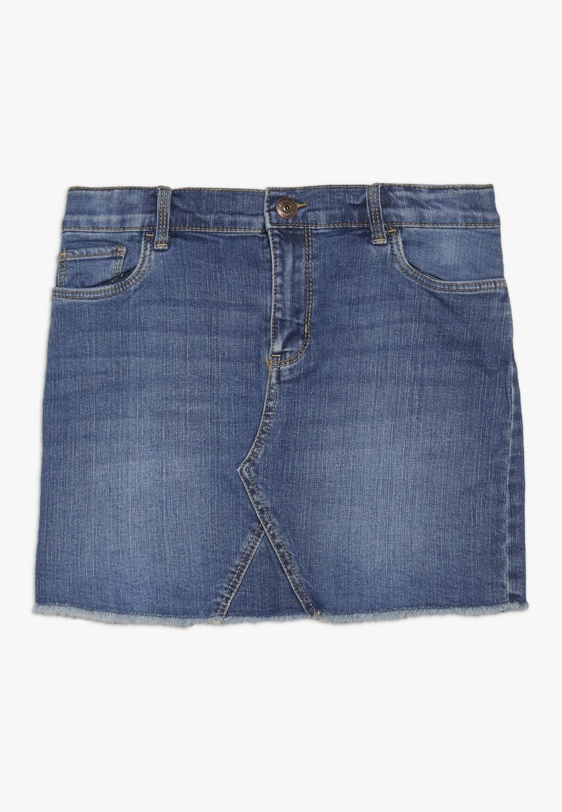 OshKosh - KIDS CLASSIC SKIRT - Denimová sukně - denim