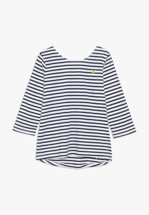 KIDS BUTTERFLY BACK TEE - T-shirt à manches longues - dark blue