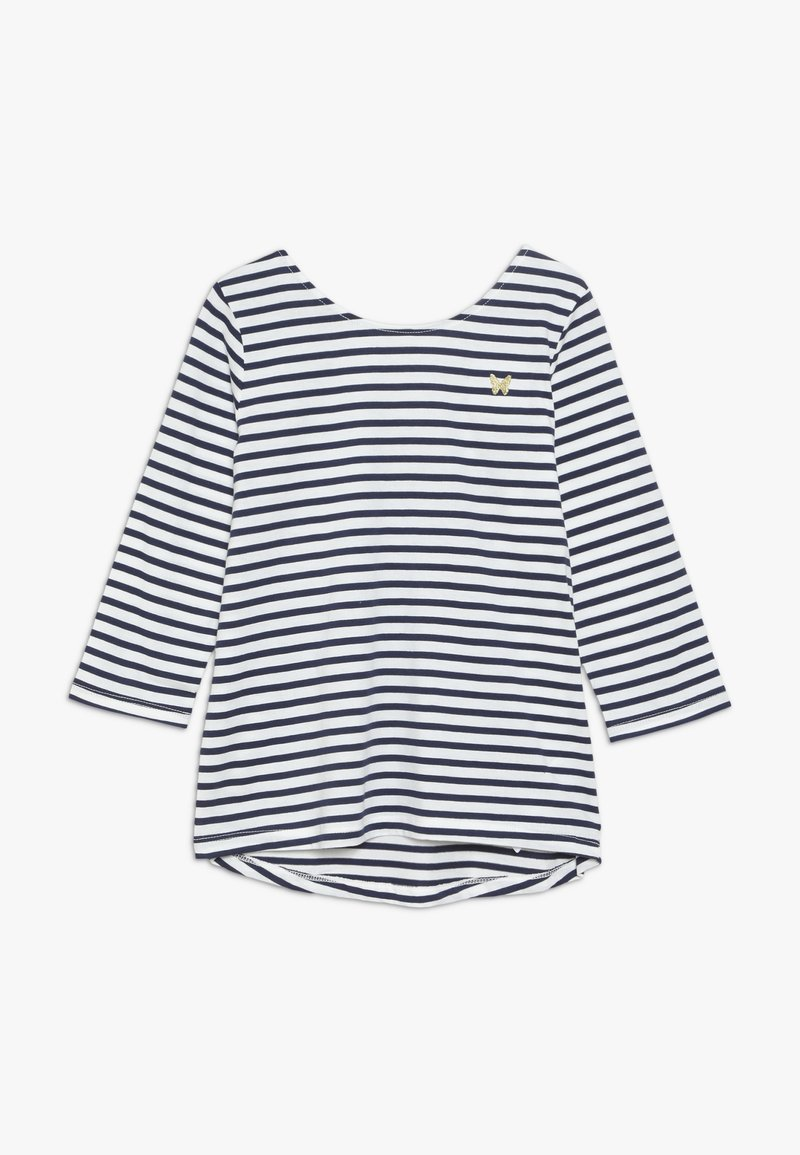 OshKosh - KIDS BUTTERFLY BACK TEE - Maglietta a manica lunga - dark blue
