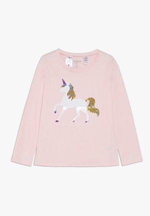 KIDS FLIP SEQUIN - Långärmad tröja - pink