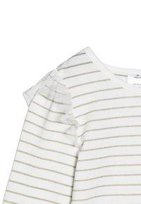 OshKosh - TODDLER - Camiseta de manga larga - off-white - 4