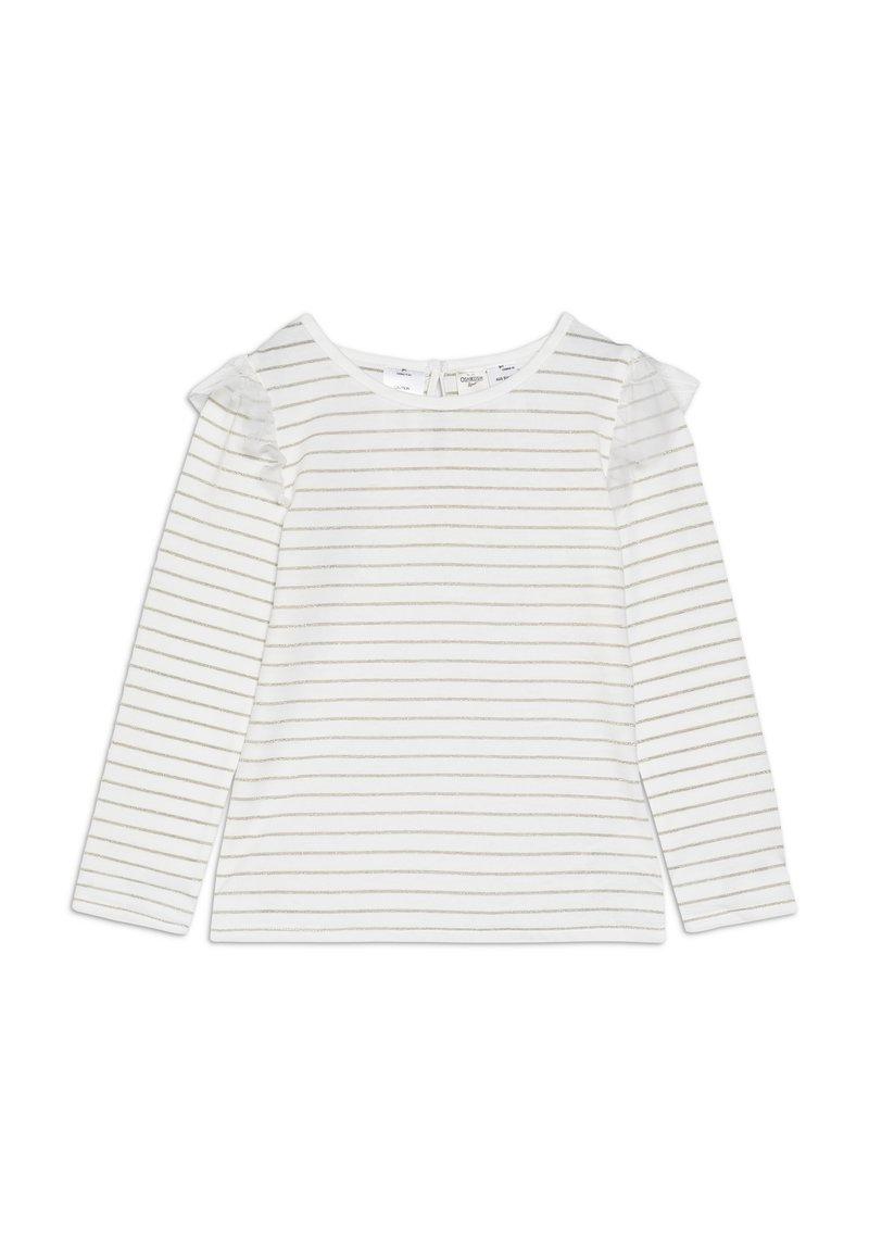 OshKosh - TODDLER - Camiseta de manga larga - off-white