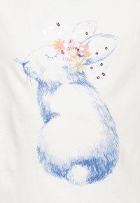 OshKosh - T-shirt print - white - 2