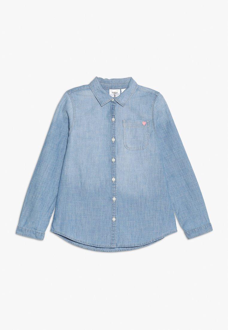 OshKosh - Skjortebluser - blue denim