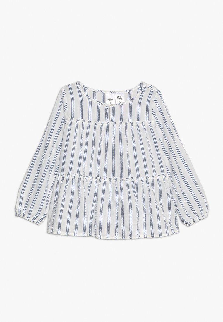 OshKosh - GIRLS TIERED BOW - Blusa - white