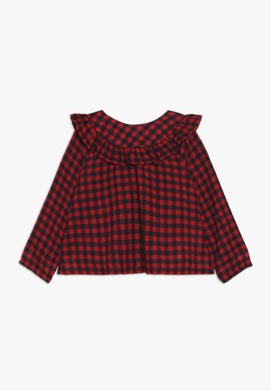 TODDLER RUFFLE - Blouse - red