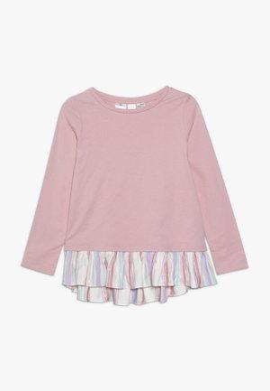 KIDS PEPLUM - Mikina - pink