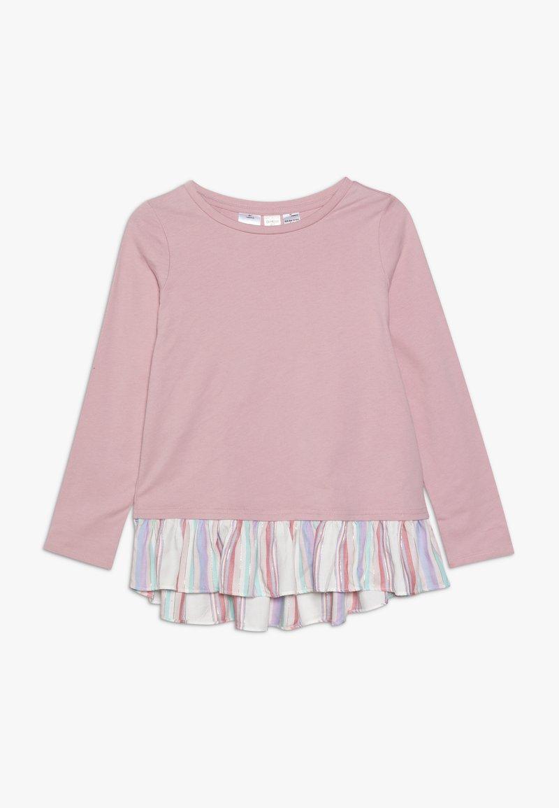 OshKosh - KIDS PEPLUM - Sweatshirt - pink