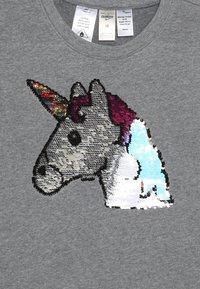 OshKosh - KIDS DROP SHOULDER - Sweatshirt - grey heather - 3