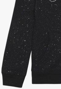 OshKosh - KIDS PRINTED LOGO HOODIE - Zip-up hoodie - black - 2