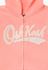 OshKosh - LAYERING - Zip-up hoodie - apricot - 3