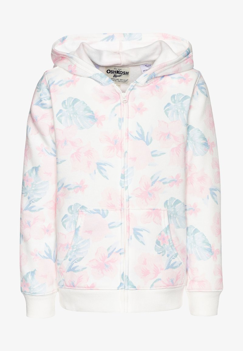 OshKosh - LAYERING - Zip-up hoodie - light pink