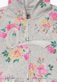 OshKosh - Mikina na zip - off-white - 3