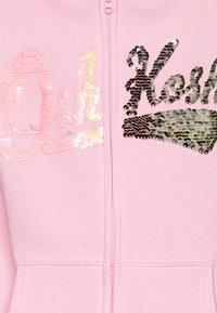 OshKosh - LAYERING - Zip-up hoodie - pink - 3