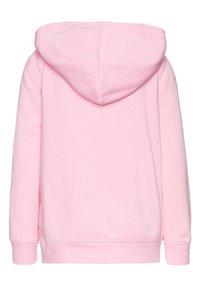 OshKosh - LAYERING - Zip-up hoodie - pink - 1