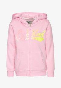 OshKosh - LAYERING - Zip-up hoodie - pink - 0