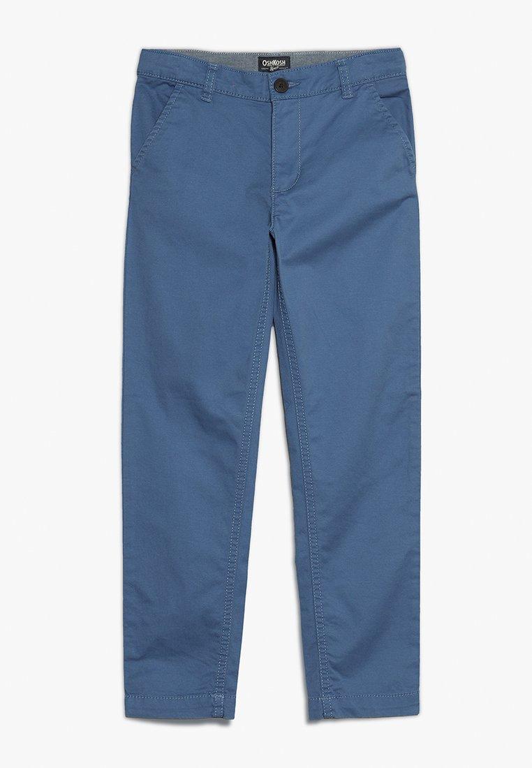 OshKosh - SLIM STRETCH CHINO - Pantalones - blue
