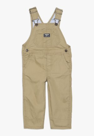 TODDLER OVERALL - Lacláče - brown